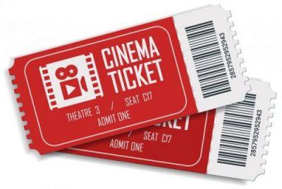 Karte za film