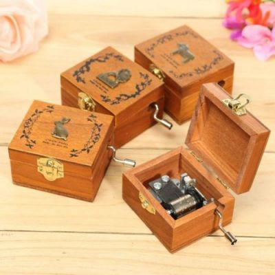 Ukrasne drvene kutije