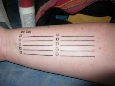 Zanimljiva tetovaža